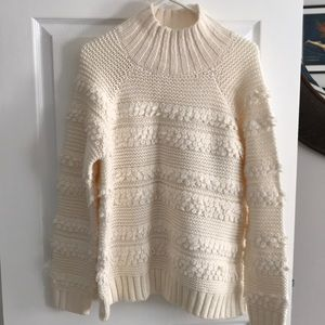 Off-white Chunky Cableknit sweater